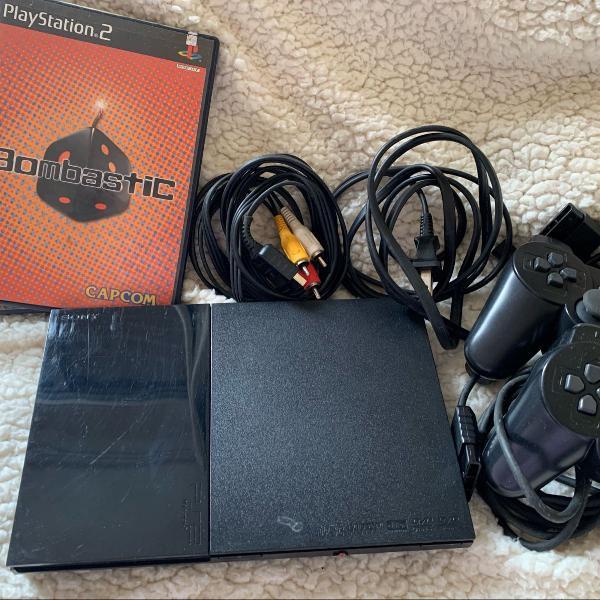 Videogame playstation 2 original travado