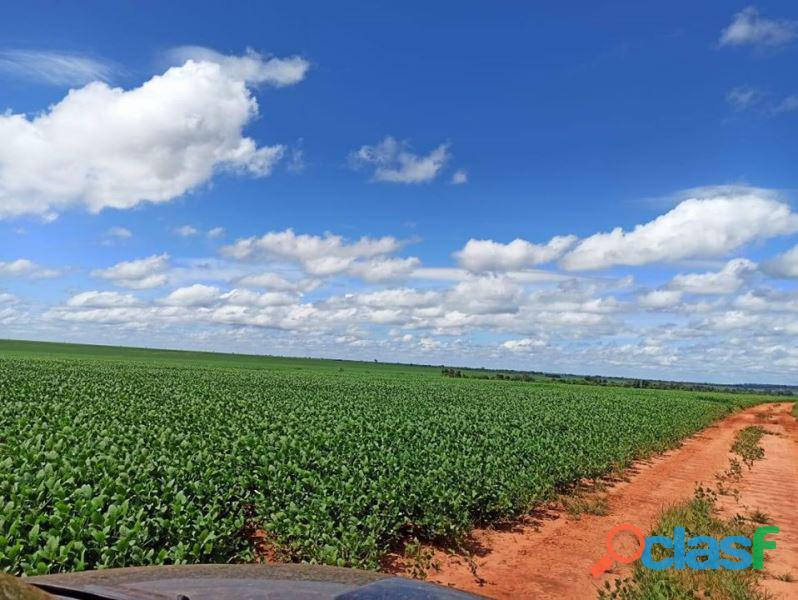 574 Alqs Estudo Parcelar Dupla Aptidão Ótima Logística Vila Rica MT 6