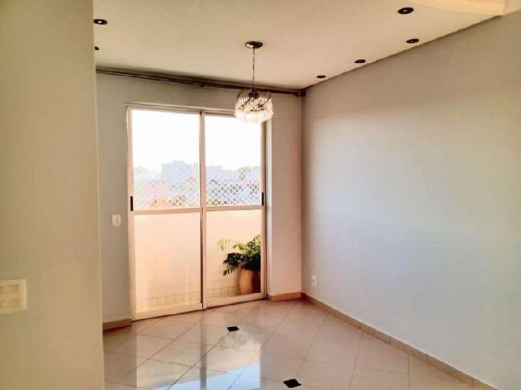 Apartamento 55m2 - 3 dorms - unip anchieta