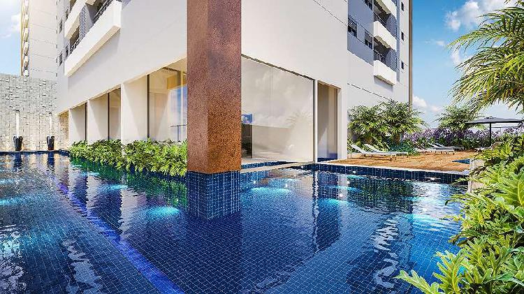 Apartamento de 88m², 3 dormitórios, 2 vagas