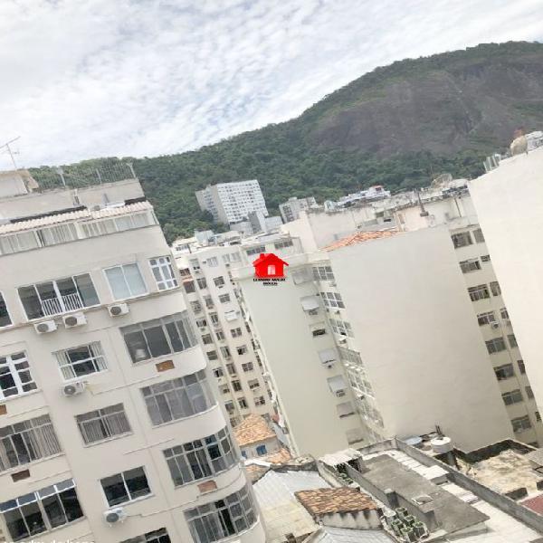 Apartamento à venda no leme - rio de janeiro, rj. im270778