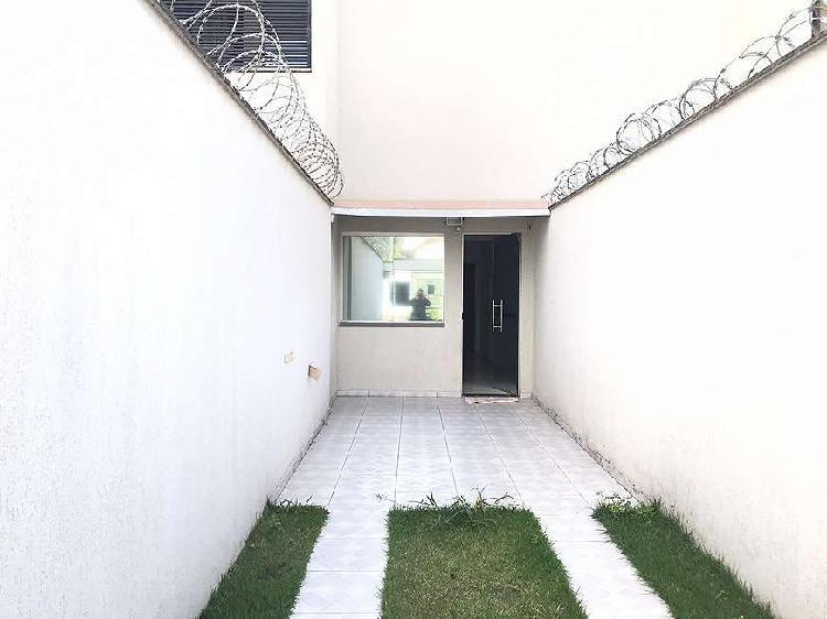 Casa a venda 03 quartos sendo 01 suite bairro novo horizonte