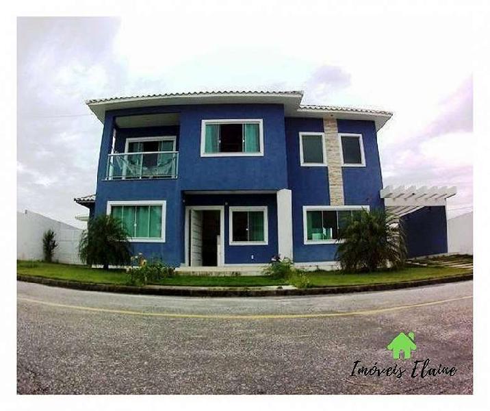 Casa com 3 quartos à venda | condomínio blue garden