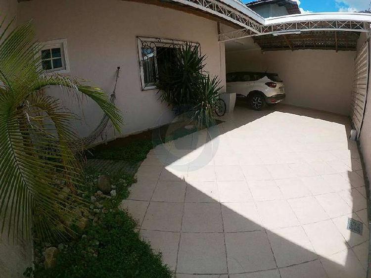 Casa com 3 suítes à venda, 170 m² - jardim das
