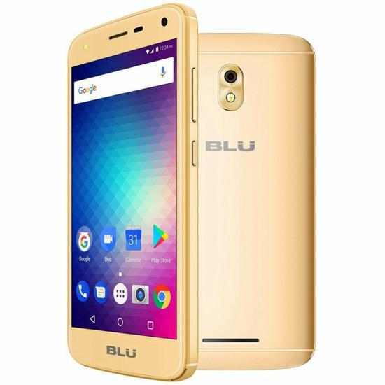 Celular blu c5x c0010ll dual chip 8gb 4g
