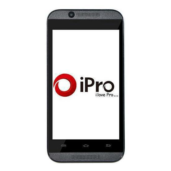 Celular ipro a3 dual chip