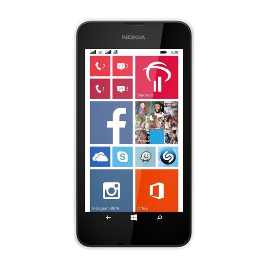 Celular nokia lumia 530 dual chip 4gb