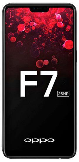 Celular oppo f7 pro - 64gb - preto