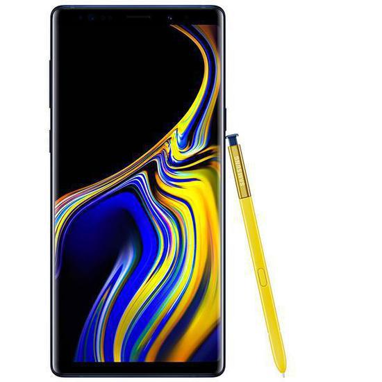 Celular samsung galaxy note 9 sm-n960f dual chip 512gb 4g