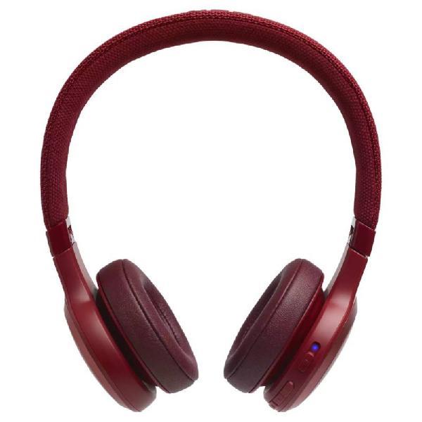Headphone jbl live 400bt bluetooth sem fio até 24 horas de