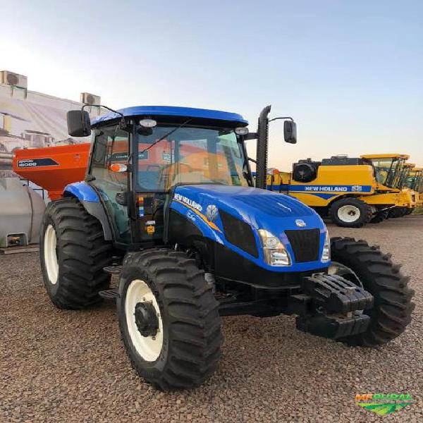 Trator outros new holland 4x4 ano 19