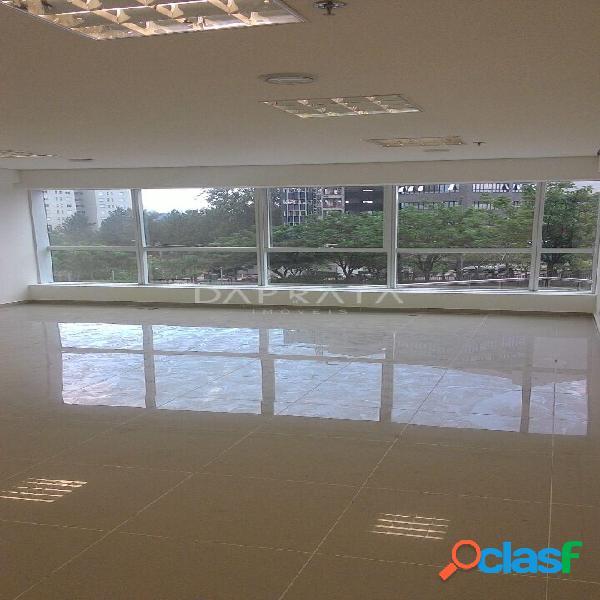 Sala comercial 63m², alphaville, bcp open mall century