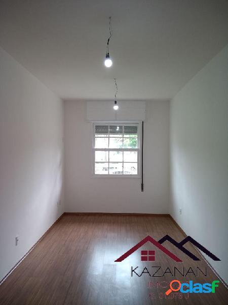 Apartamento 2 dormitórios - frente mar - embaré - santos