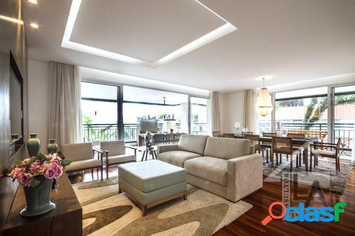 Apartamento alto da boa vista oportunidade decorado 100% mobiliado
