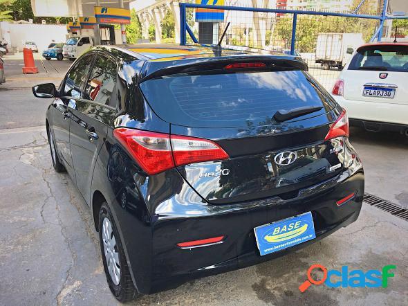 Hyundai hb20s c.stylec.plus1.6 flex 16v aut. 4p preto 2014 1.6 16v flex