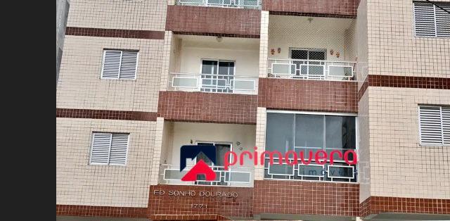 Apartamento 1 dormitório - vila caiçara - mgf imóveis