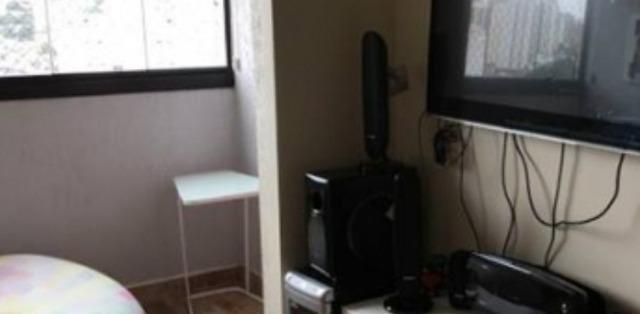 Apartamento residencial em são paulo - sp, bosque da saúde