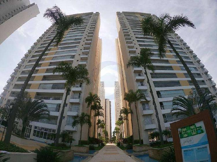 Apartamento 4 dormitórios, (2 suítes) condomínio splendor