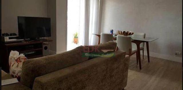 Apartamento residencial à venda, bosque dos eucaliptos,