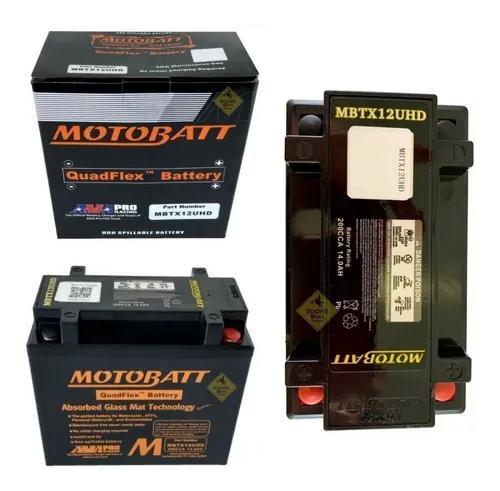 Bateria motobatt mbtx12u harley sportster 883/1200 ytx14l-bs