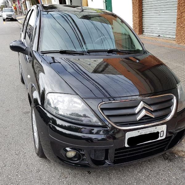 Citroën c3 1.6 16v excl flex aut. 5p - completinho