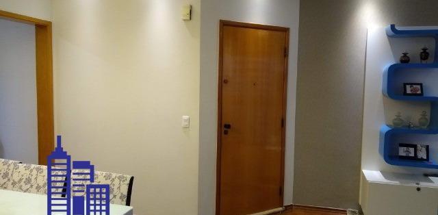 Lindo apartamento de 100 m²/ 3 dormitórios/ 2 vagas/