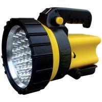 Lanterna recarregável kala com 37 leds bivolt holofote <div
