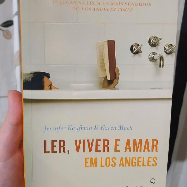 Livro ler, viver e amar em los angeles