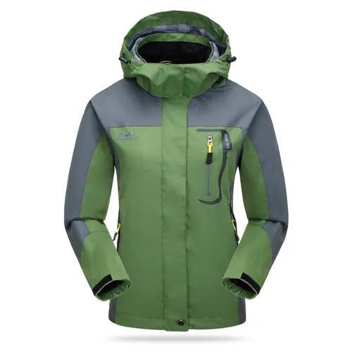 Lixada à prova d'água jaqueta windproof capa de chuva ra