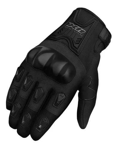 Luva x11 blackout motoqueiro moto motociclista motoboy touch