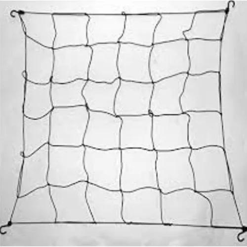 Rede elastica modulável p/ scrog 80x80 cm