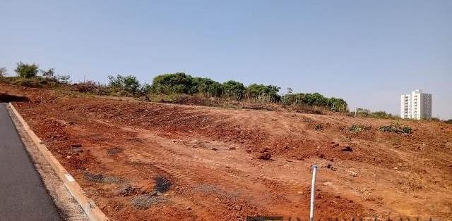 Terreno 283m² jardim caparroz - mgf imóveis