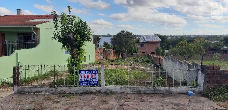 Terreno/lote à venda no noal - santa maria, rs. im292422