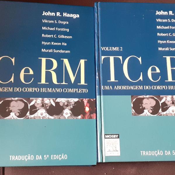 Volume 1 e 2 tc e rm john r. haaga