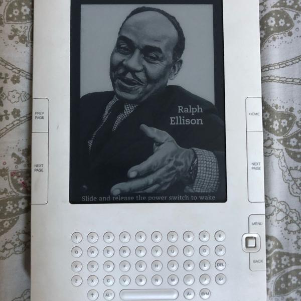 Kindle paperwhite audiobook botões