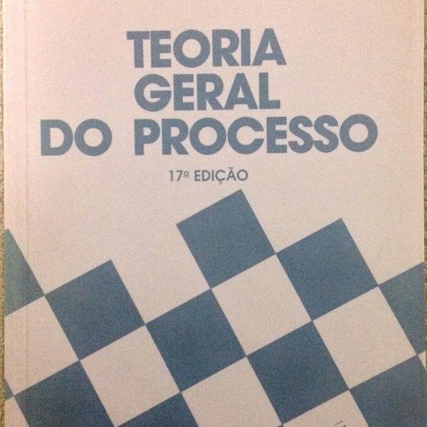Livro teoria geral do processo
