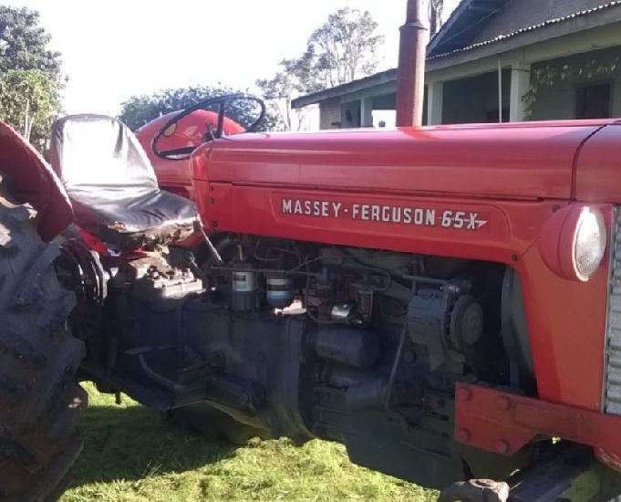 Mf 65x 1975 4x2 mecanica nova, pneus novos, extra