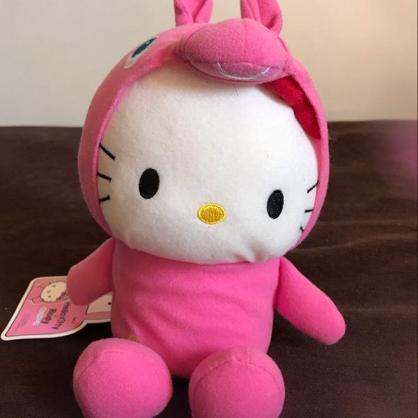 Pelucia hello kitty original japão