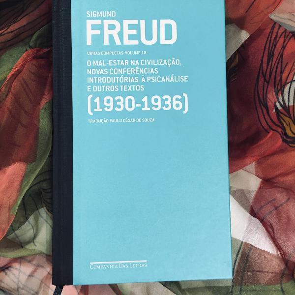 Sigmund freud   obras completas (volume 18)