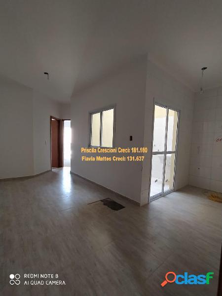Apartamento pronto para morar - vila guiomar - santo andré