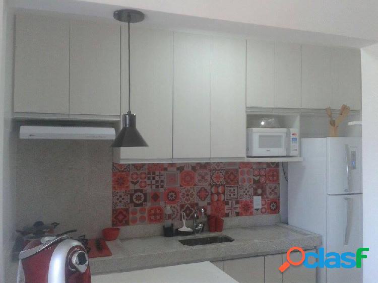 APARTAMENTO 60 m² MOBILIADO COM ÁREA GARDEN PRIVATIVO