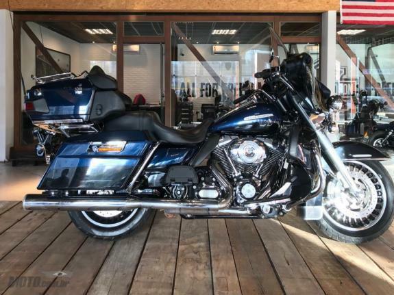 Harley-davidson - electra glide ultra limited