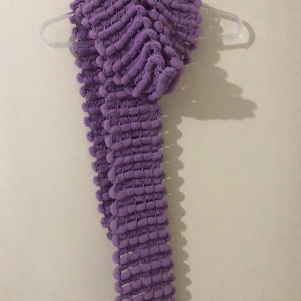 cachecol de tricot