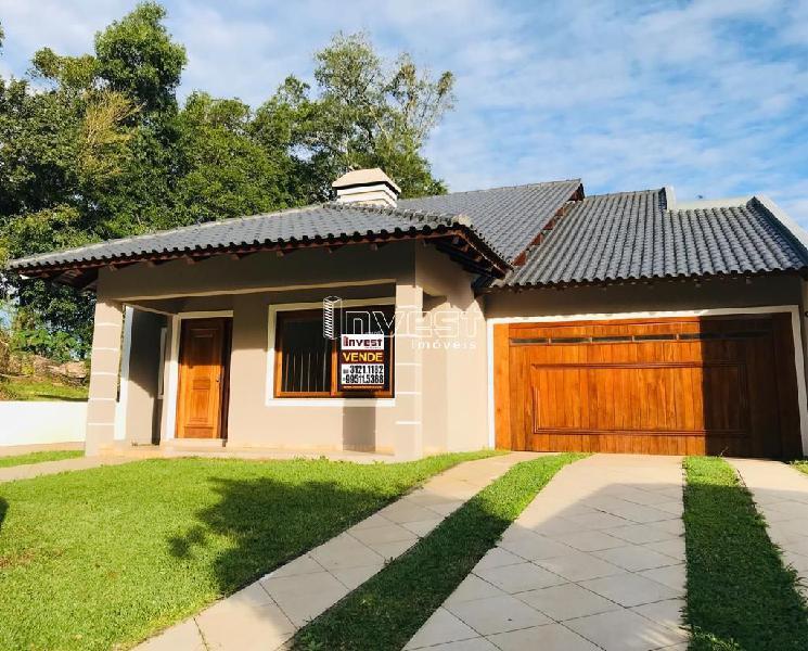 Casa à venda no belvedere - santa cruz do sul, rs. im278965