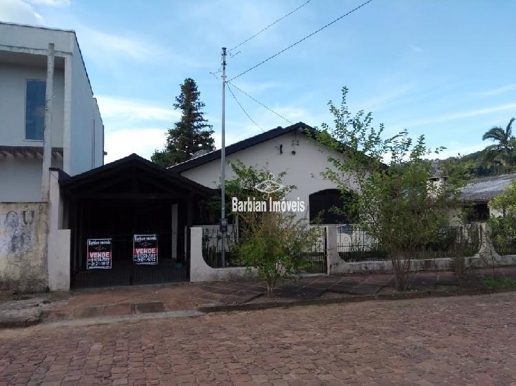 Casa à venda no centro - santa cruz do sul, rs. im295709