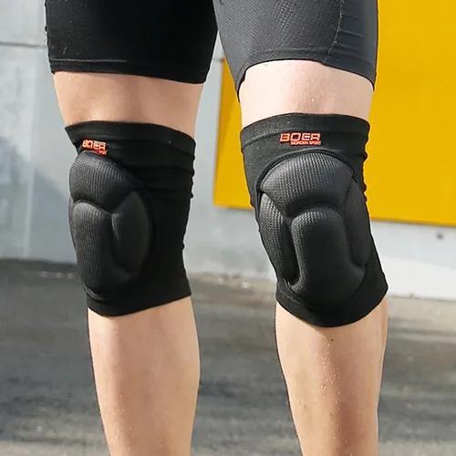 Esponja esponja suporte de joelho protetor esporte almofadas