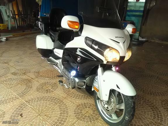 Honda - gold wing 1800 gl
