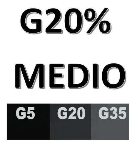 Insulfilm g5, g20 ou g35 anti risco 10m x 75cm + brinde