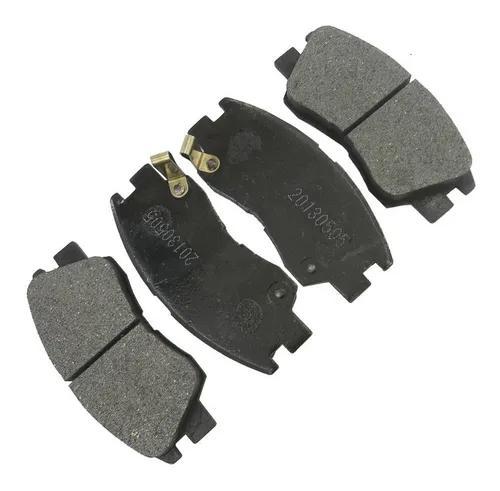Pastilha freio dianteiro l200 gl/ gls 4x2/ 4x4 (91/02)/ l300