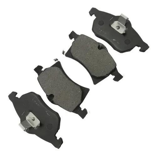 Pastilha freio dianteiro troller t4 tdi 4x4 (02/10)